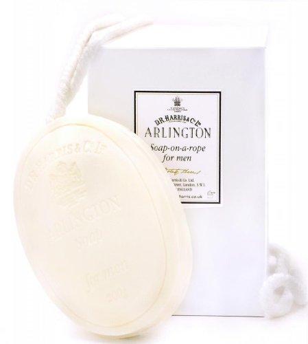 D.R.Harris & Co Arlington Triple-Milled Soap On A Rope 200g