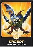 Skylanders Giants No. 015 DROBOT - Original Characters Individual Trading Card