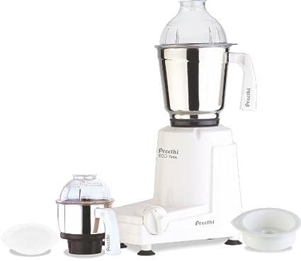Preethi-Eco-Twin-550W-Mixer-Grinder
