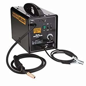 Chicago Electric Welding Systems 170 Amp MIG/Flux Wire Welder by Chicago Electric Welding Systems by Chicago Electric Welding Systems