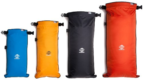 Aqua Quest 'Coastal Sunset' Waterproof Dry Bag Combo - 5L, 10L, 20L, & 30L