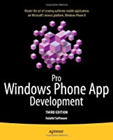 Pro Windows Phone App Development, 3rd Edition Front Cover