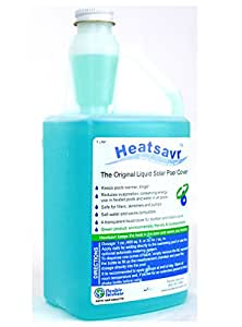 Heatsavr Liquid Solar Swimming Pool Heating Blanket Liquid Alternative 1 Liter