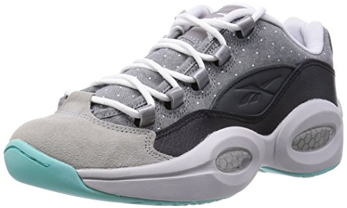 REEBOK - Question Low R13 - 42.5, Gris