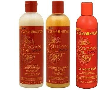 Creme Of Nature Argan Oil Moisturizer Review
