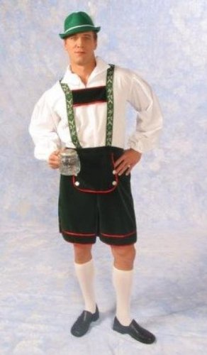 Alexanders Costume 27-231 Medium Lederhosen