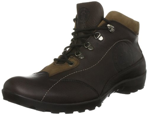 Panama Jack Men's Nottingham Brown Pull On Boot NG07 9 UK