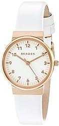Skagen Women's SKW2290 Ancher Analog Display Analog Quartz White Watch