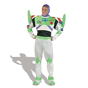Disguise Inc Mens Disney Toy Story - Buzz Lightyear Prestige Adult Costume