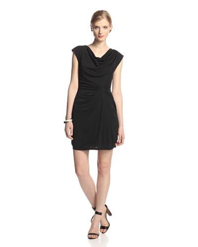 W118 by Walter Baker Women's Hana Jersey Dress  [Black]