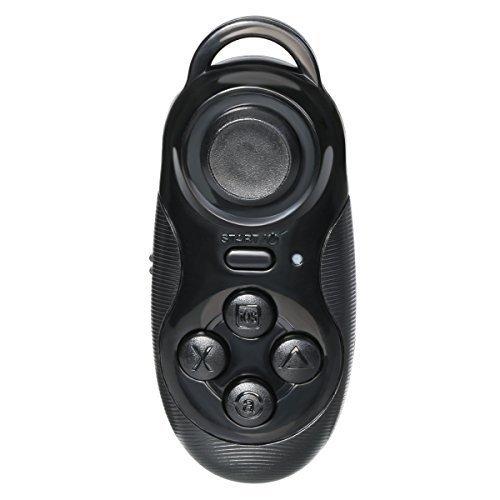 QUMOX mini Bluetooth GamePad Remote Controller per IOS Android Phone Tablet PC VR