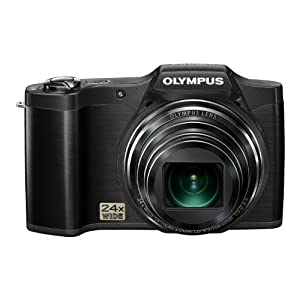 Olympus SZ-14 Appareil photo 14 Mpix Zoom optique 24x Noir