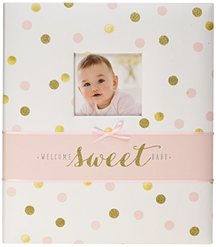 Carter's Loose Leaf Memory Book, Sweet Sparkle