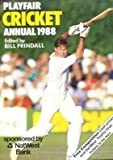 Playfair Cricket Annual 1988