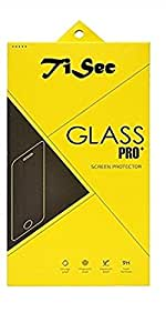 TiSec Xiaomi Redmi 4A Tempered Glass Screen Guard Protector [ 9H Hardness ] [0.3 MM Thinkness ] [Oleophobic coating ] with Installation Kit