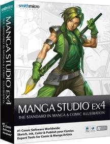 MANGA STUDIO EX 4.0 (SOFTWARE - UTILITIES)