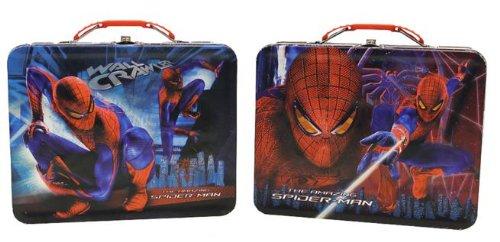 Spider-man Movie Wall Crawl Tin Box - 1