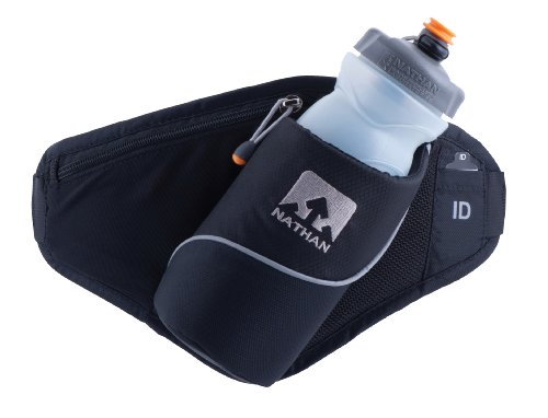 Nathan Nathan Triangle Insulated Angled Holster Waist Pack (Black)