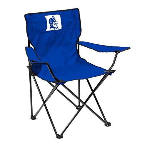 NCAA Duke Blue Devils Adult Quad Chair, Royal (Duke Blue Devils Chair compare prices)