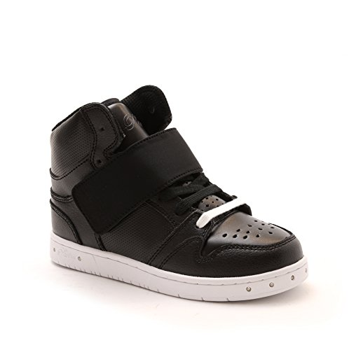 Glam Pie Custom Youth Sneaker,Black,3 M US Little Kid (Glam Pie Sneakers compare prices)