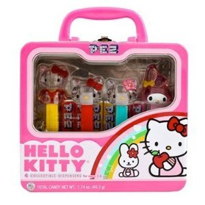 Hello Kitty Pez Gift Set