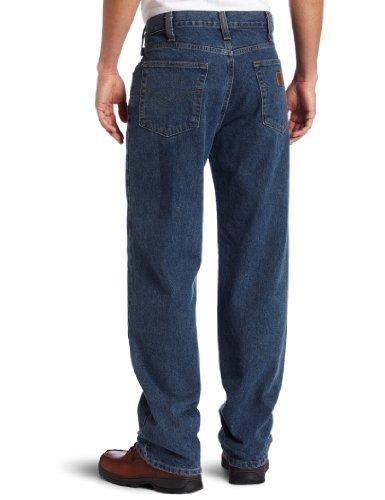 Carhartt Men's Relaxed Straight Denim Five Pocket Jean