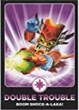 Skylanders Giants No. 006 DOUBLE TROUBLE - Original Characters Individual Trading Card