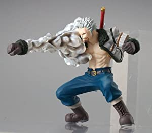 ONE PIECE Attack Motions Vol. 3 Figur : Smoker