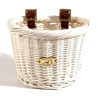 Nantucket Cruiser Junior Oval Front Handlebar Bike Basket