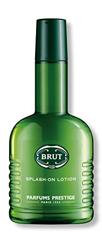 BRUT Splash On 200 ml. Remember the boxer Henry Cooper telling us to