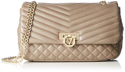 valentino-womens-margaritas-baguette-handbag-brown-braun-fango