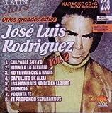 echange, troc Karaoke - Latin Stars Karaoke: Jose Luis Rodriguez, Vol. 2