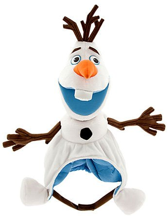 Disney Parks Hat Frozen Plush Olaf