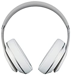 Beats Studio Wireless Over-Ear Headphone - White (MH8J2ZM/A)