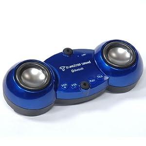 TRANSTRON Bluetoothスピーカー トランストロンサウンド 15Wx2 TTS-BT1