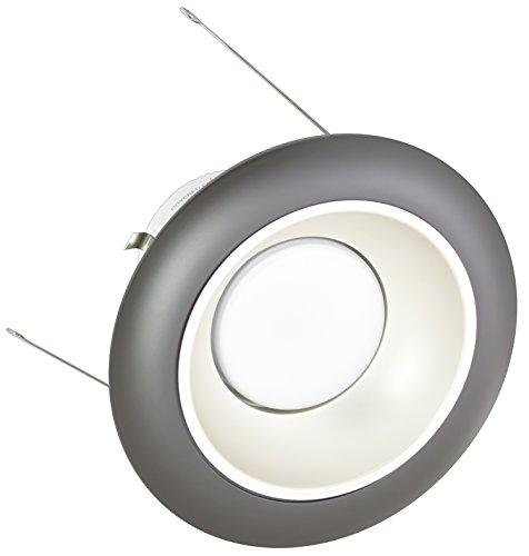 American Lighting X6-Spm-Db-X56 American Lighting X6-Spm-Db-X56 6-Inch Downlight Trim Kit For X56 Series, Satin Pearl Multiplier, Dark Bronze Trim, , Pearl/Dark Bronze