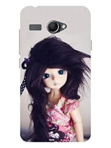 TREECASE Designer Printed Soft Silicone Back Case Cover For Micromax Bolt Q326