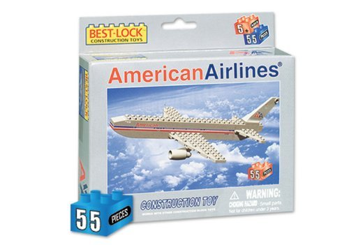 Daron American Construction Toy (55-Piece)
