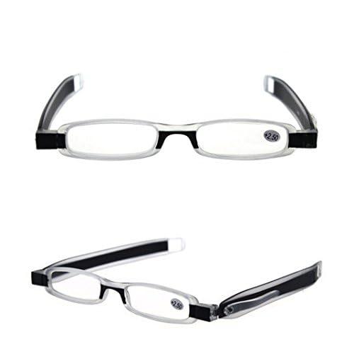 ペンタイプ シニアグラス 老眼鏡 メガネ ブラック (+1.5)
