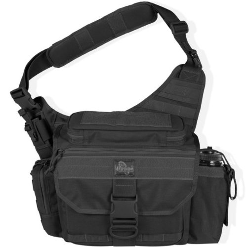 Maxpedition Mongo S Type Versipack Black