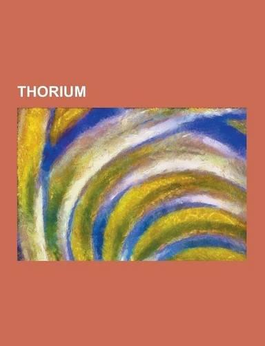Thorium dating