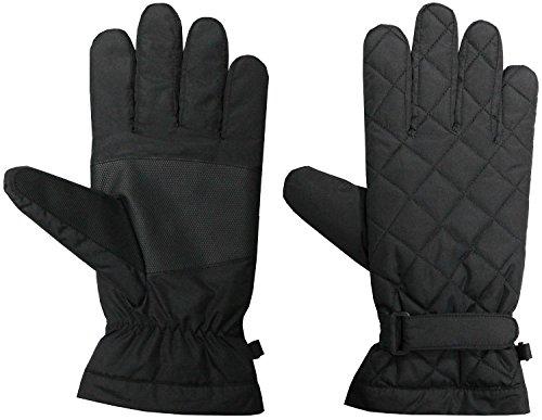 unisex-schwarz-thinsulate-polyester-handschuhe-von-easy-off-handschuhe-eu-8-klein
