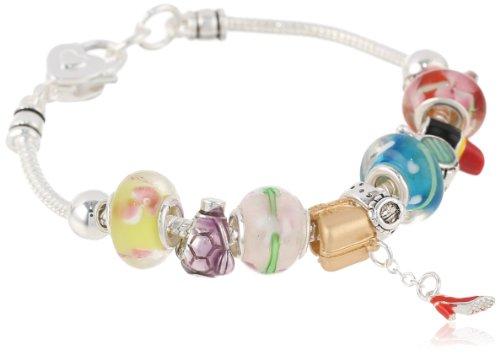 Girls Essentials Charm Bracelet