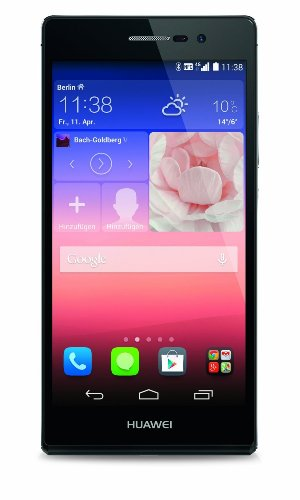 HUAWEI Ascend P7 P7-L10 16GB Unlocked GSM 4G LTE Smartphone - Black (Celular Android Quad Core compare prices)