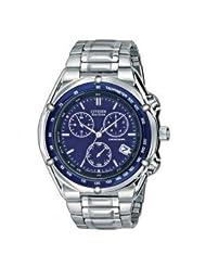 Citizen Eco-Drive Analog Blue Dial Men's Watch BL7110-51L