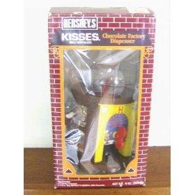 HERSHEY'S KISSES CHOCOLATE FACTORY DISPENSER