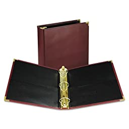 SAM15164 - Samsill Leather-like Classic Collectn Ring Binder