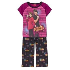 Girls' Camp Rock Pajamas - Jonas Rocks
