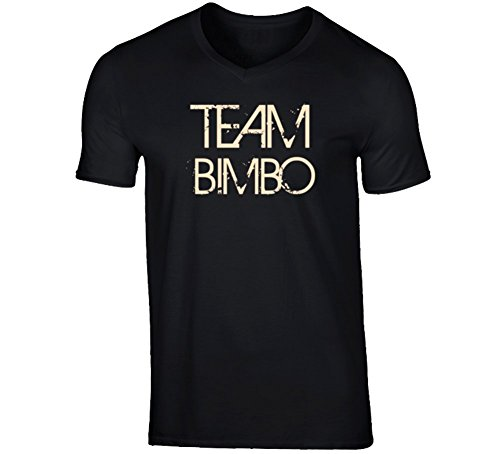 hauber last name strong american t shirt Team Sports Last First Name Bimbo T Shirt