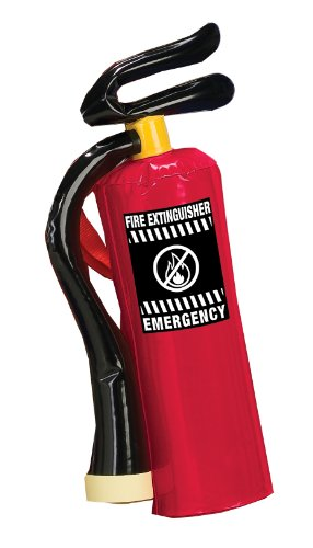 "Inflatable Fire Extinguisher, 19"" Long"
